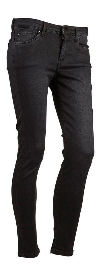 Pepe Jeans Jeans »LOLA« in Denim black