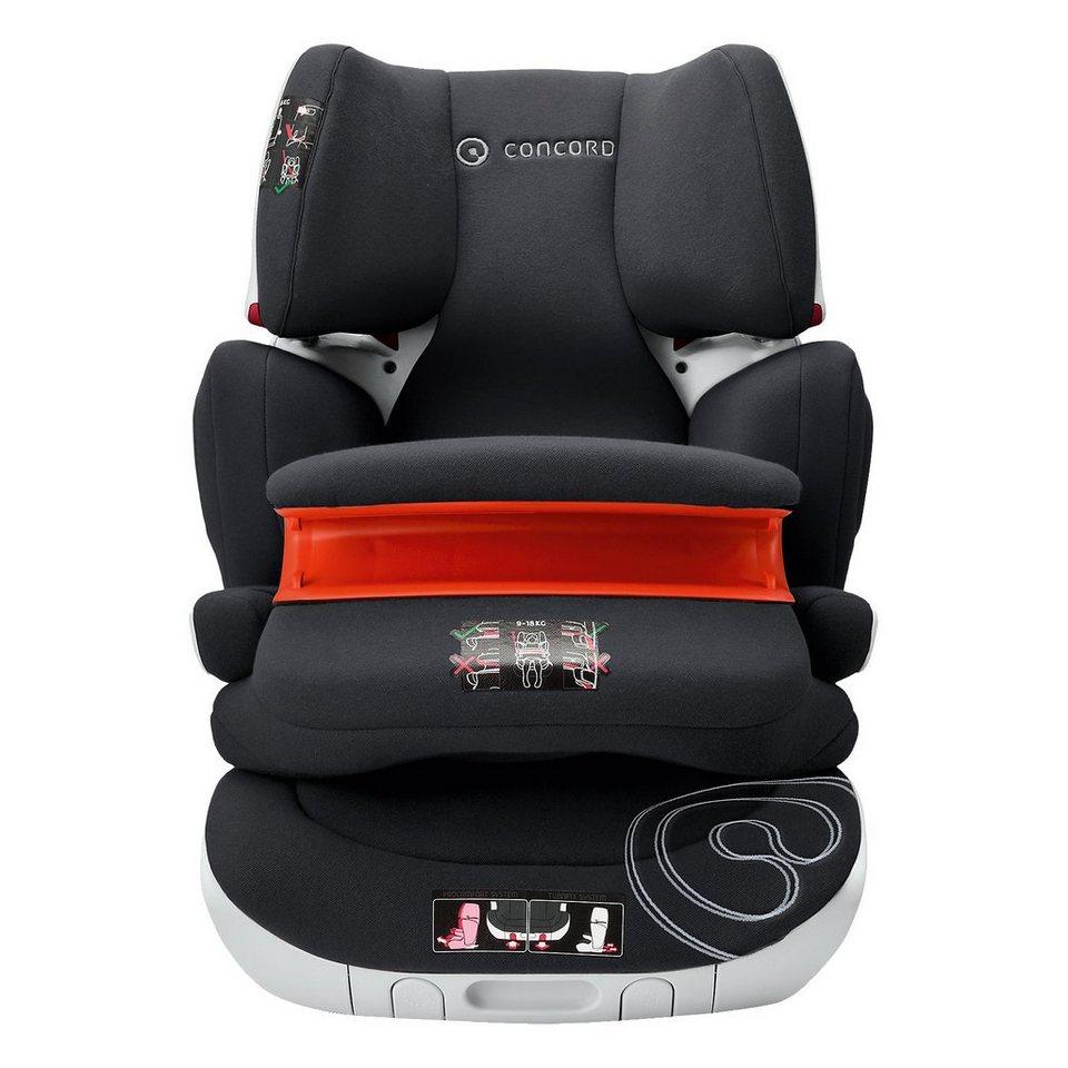 Concord Auto-Kindersitz Transformer XT Pro, Midnight Black, 2016 in schwarz