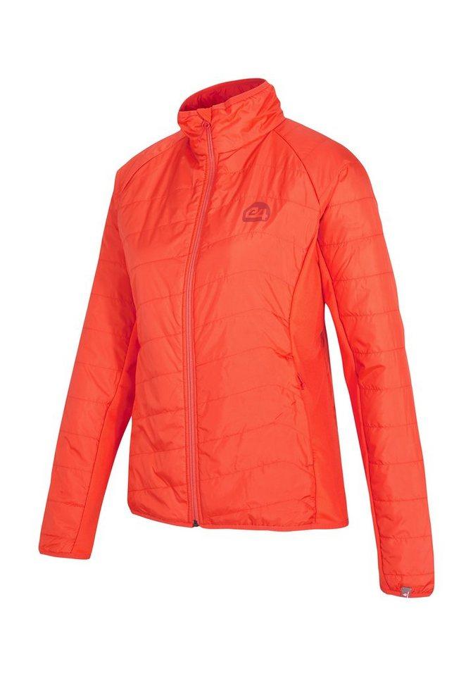 Ziener Jacke »TONIKA lady (wool padded jacket)« in grenadine