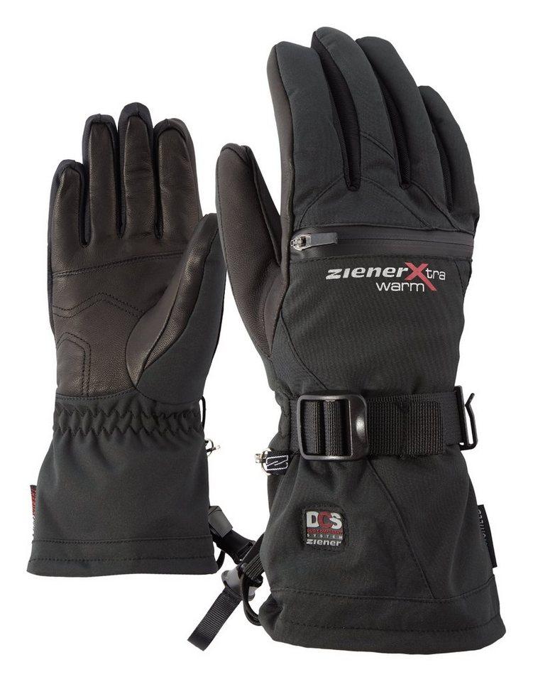 Ziener Handschuh »KANTU AS(R) PR DCS lady glove« in black