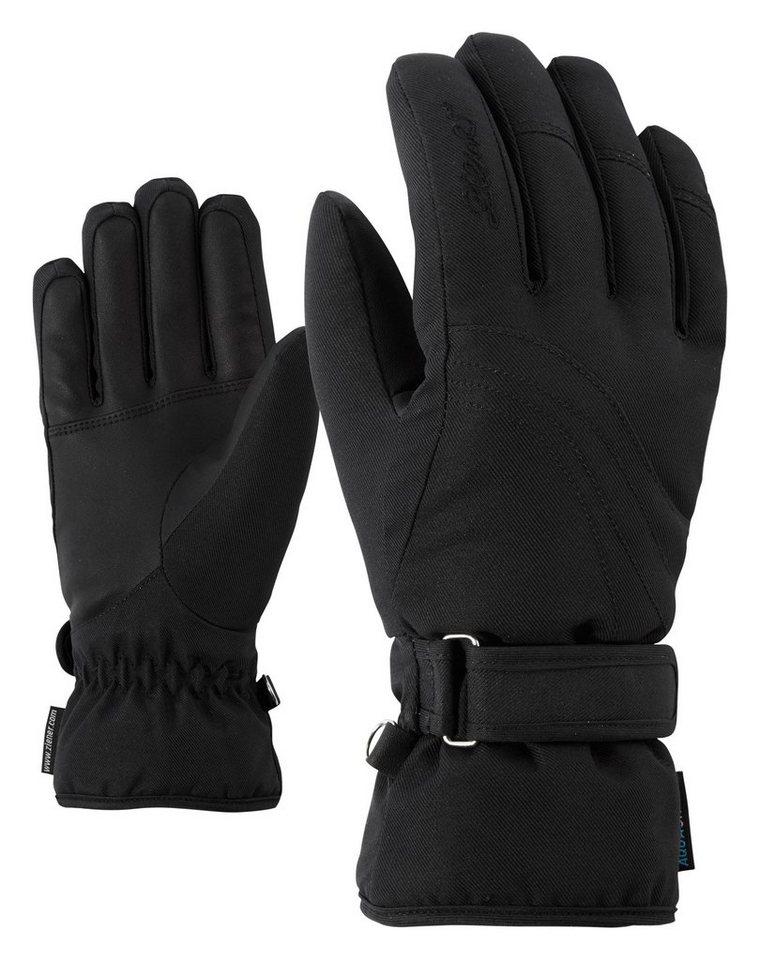 Ziener Handschuh »KONNY AS(R) lady glove« in black
