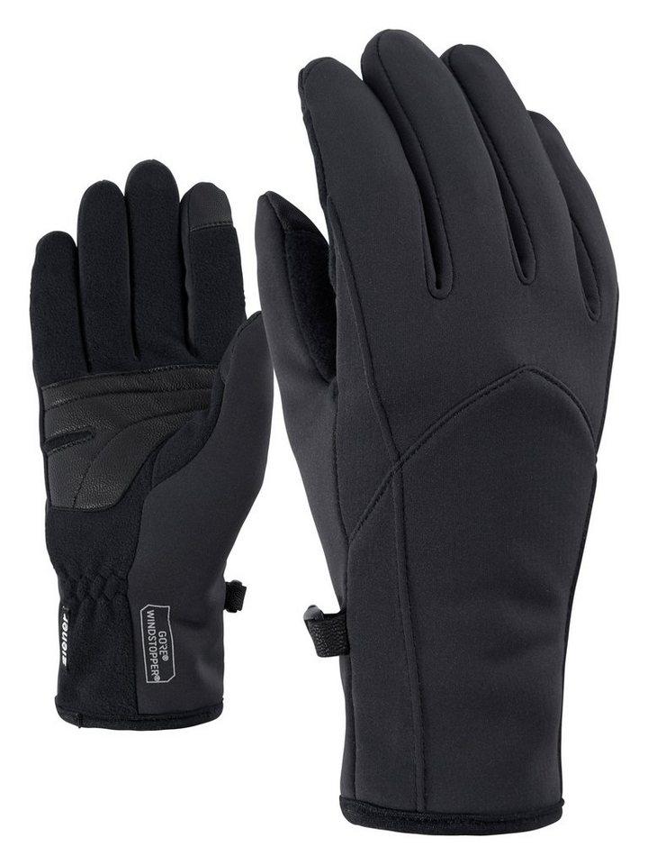 Ziener Handschuh »ILOTTARA GWS TOUCH LADY glove multi« in black