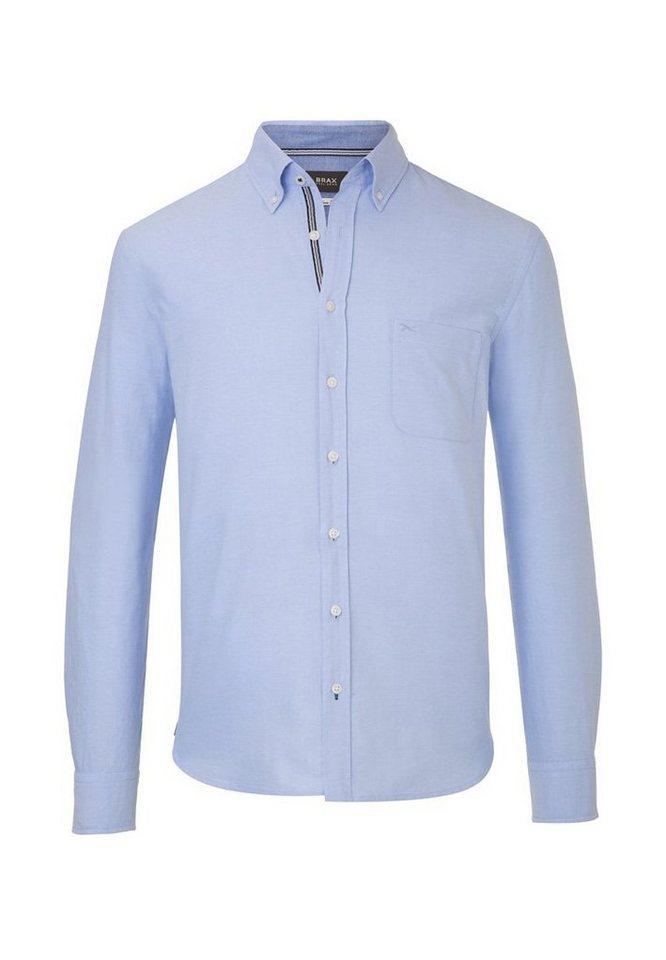 BRAX Herrenhemd »DANILO« in BLEU