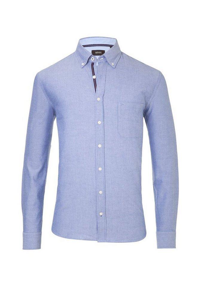BRAX Herrenhemd »DANILO« in BLUE