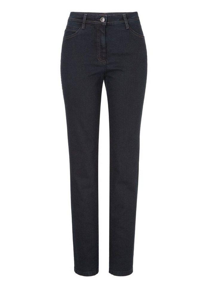 BRAX Jeans »CAROLA GLAMOUR« in CLEAN DARK BLUE
