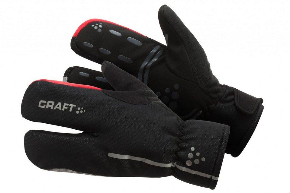Craft Fahrrad Handschuhe »Siberian Split Finger Gloves«