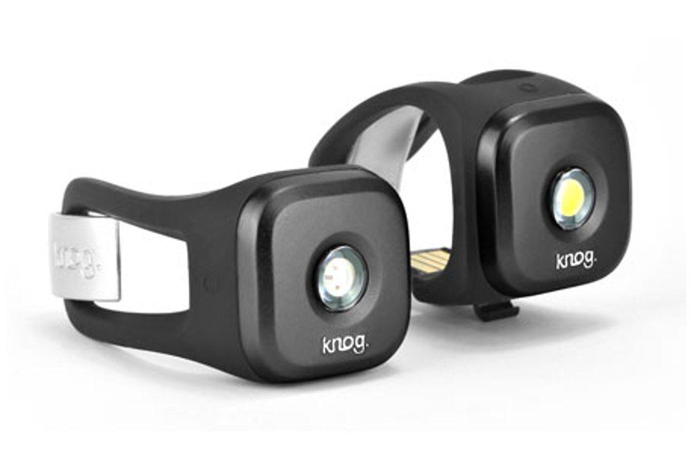 Knog Fahrradbeleuchtung »Blinder 1 Beleuchtungsset Twinpack«