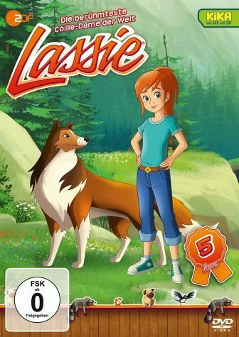 DVD »Lassie 5«