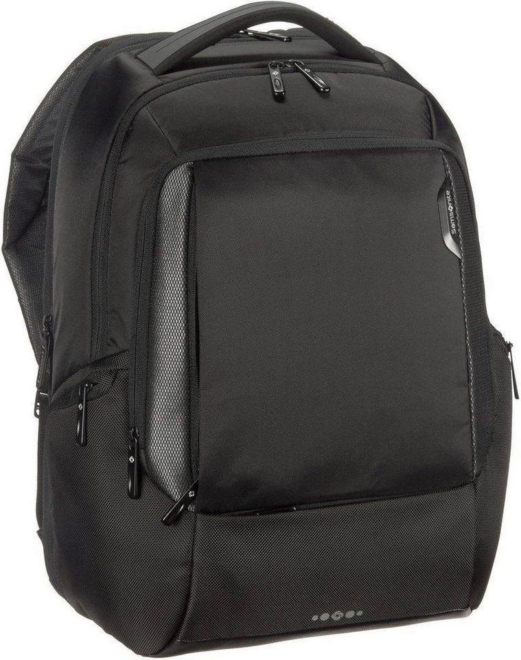 """Samsonite Cityscape Tech Backpack 17.3"""" in Black"""