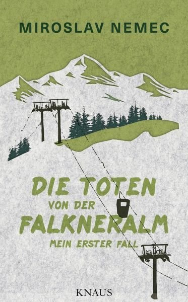 Gebundenes Buch »Die Toten von der Falkneralm / Nemec Bd.1«