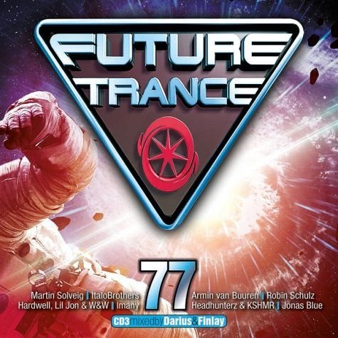 Audio CD »Diverse: Future Trance 77«