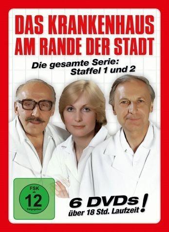 DVD »Das Krankenhaus am Rande der Stadt - Die...«
