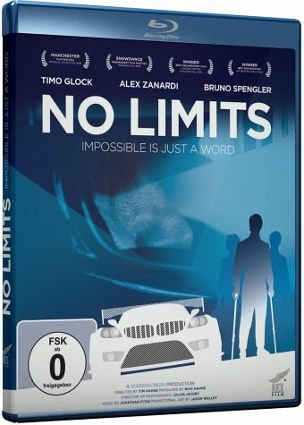 Blu-ray »No Limits - Impossible Is Just A Word«