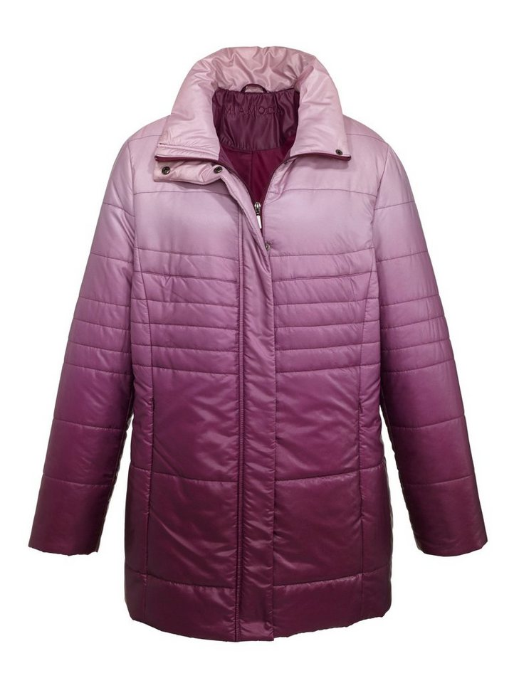 MIAMODA Jacke in cyclam/rosé