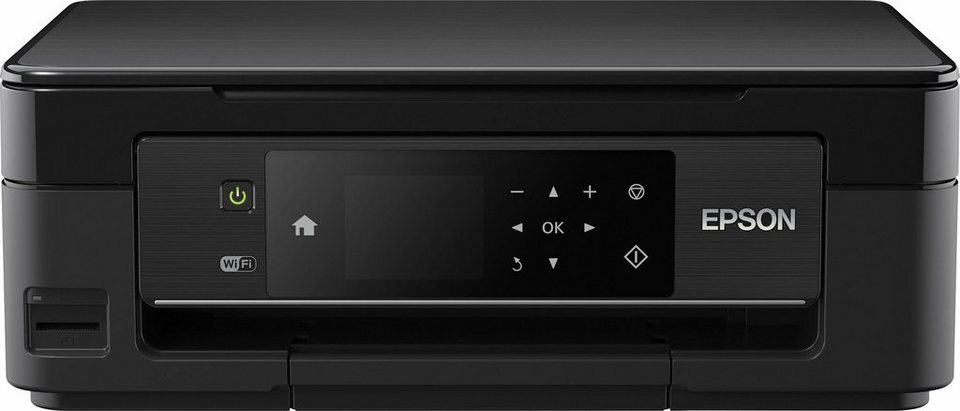 Epson Expression Home XP-442 Multifunktionsdrucker in schwarz