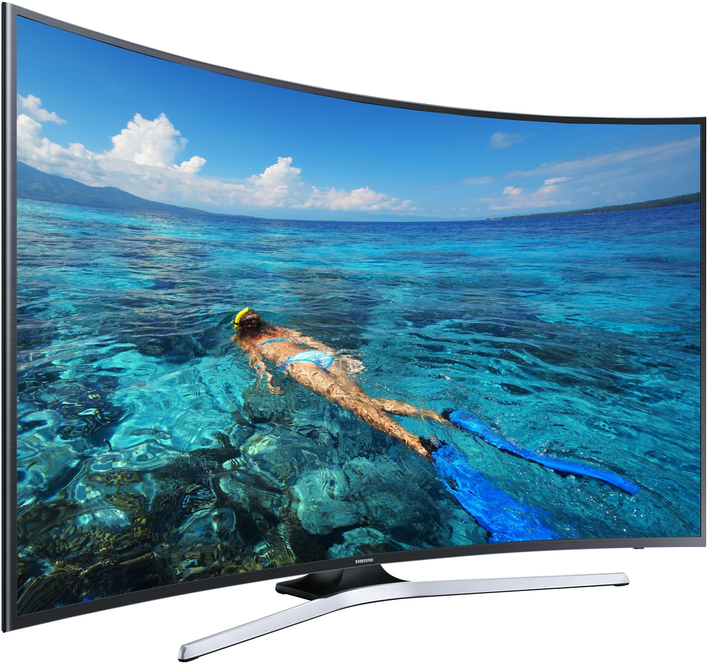 Samsung UE65KU6179UXZG, Curved-LED-Fernseher, 163 cm (65 Zoll), 2160p (4K Ultra HD), Smart-TV
