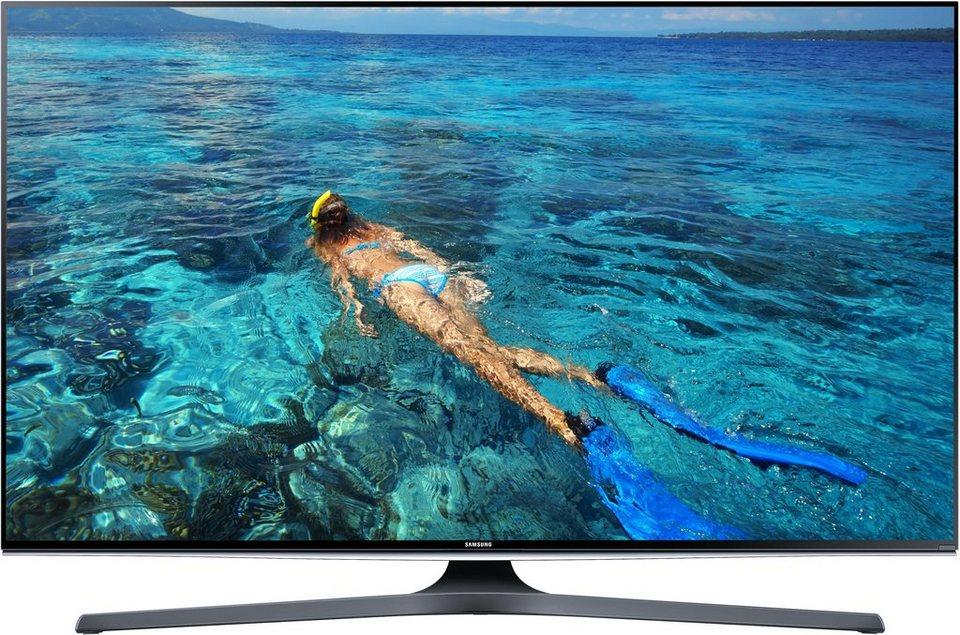 Samsung UE50J6289SUXZG, LED Fernseher, 125 cm (50 Zoll), 1080p (Full HD), Smart-TV in schwarz