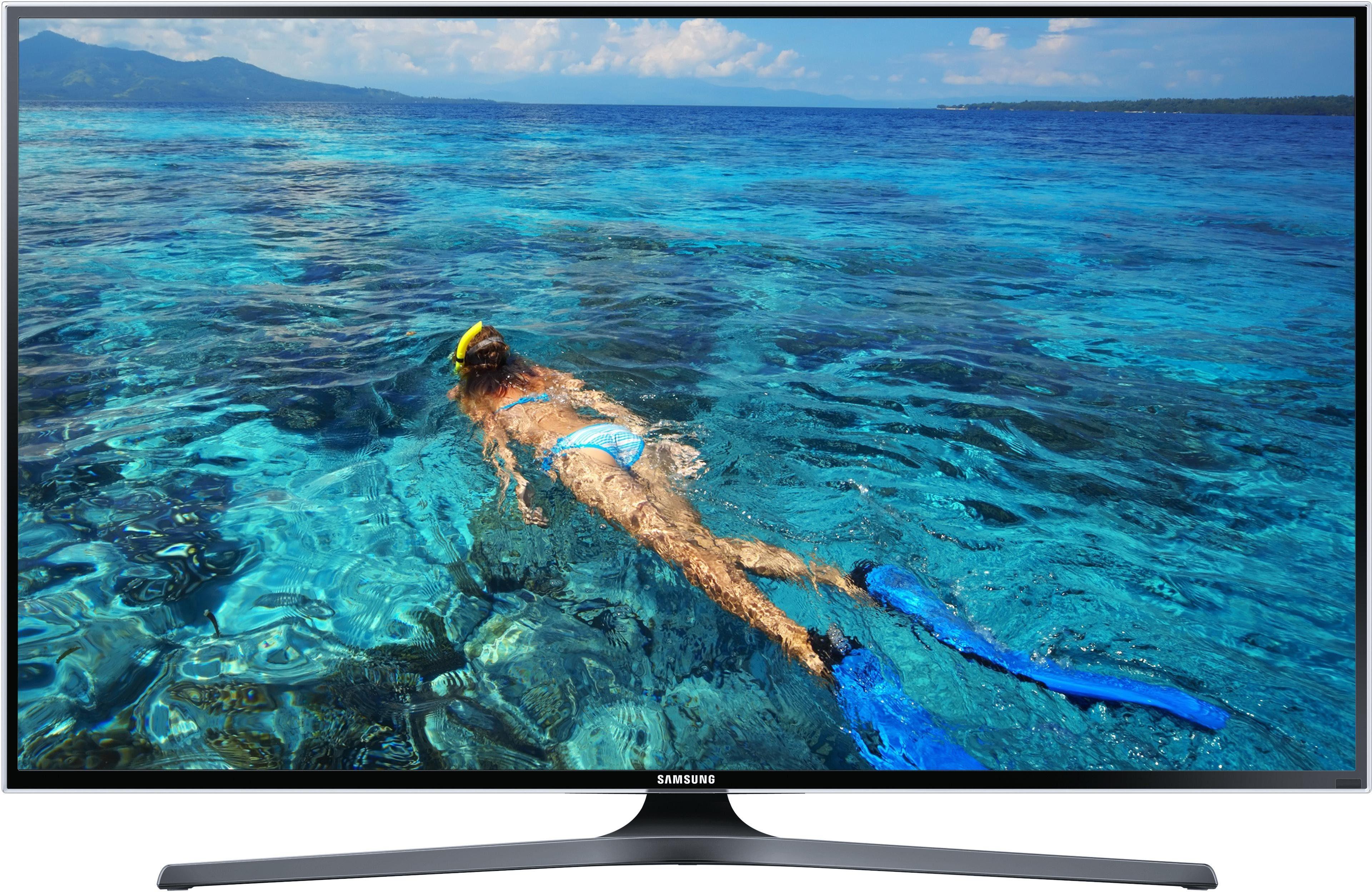 Samsung UE65J6299SUXZG, LED Fernseher, 163 cm (65 Zoll), 1080p (Full HD), Smart-TV