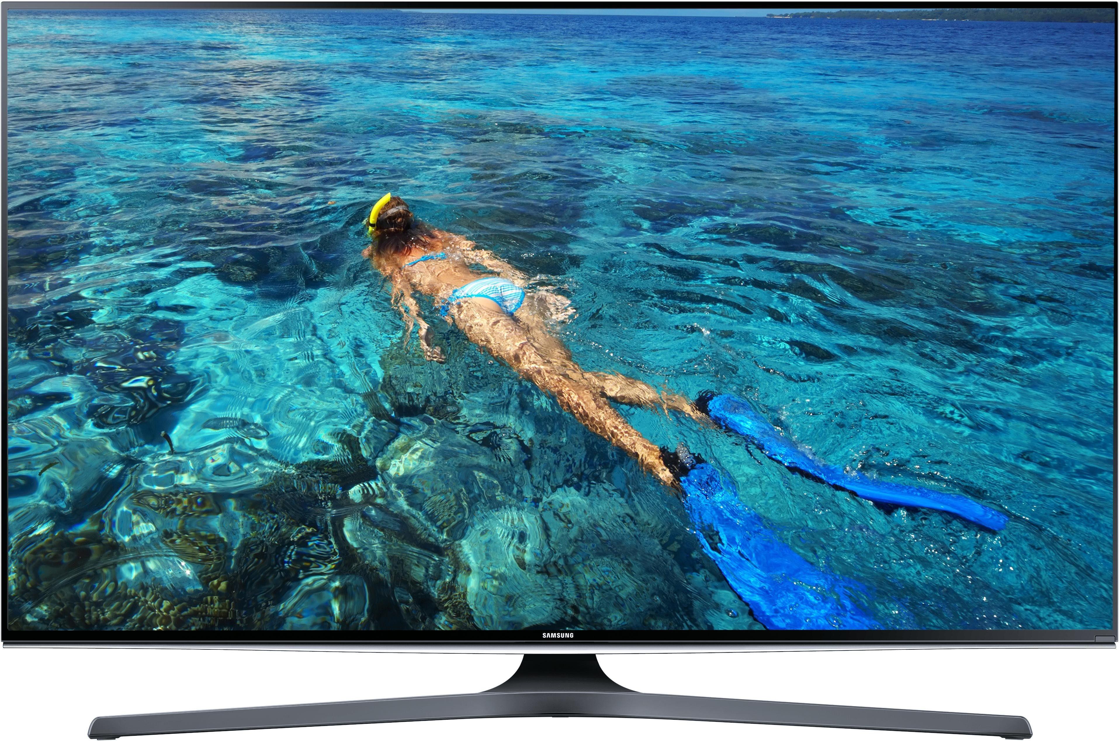 Samsung UE40J6289SUXZG, LED Fernseher, 101 cm (40 Zoll), 1080p (Full HD), Smart-TV