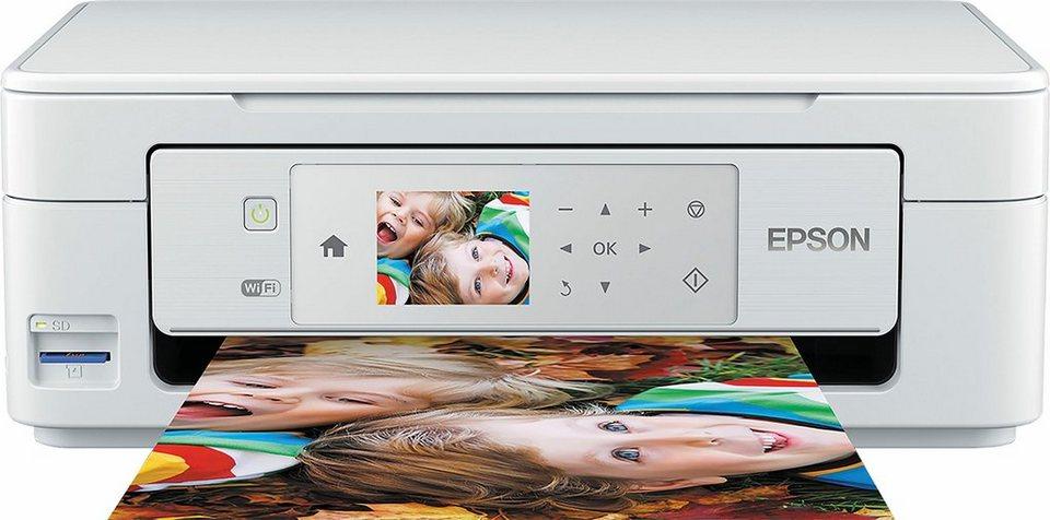Epson Expression Home XP-445 Multifunktionsdrucker in weiß