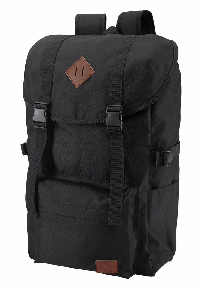 Ocean Sportswear Rucksack in schwarz