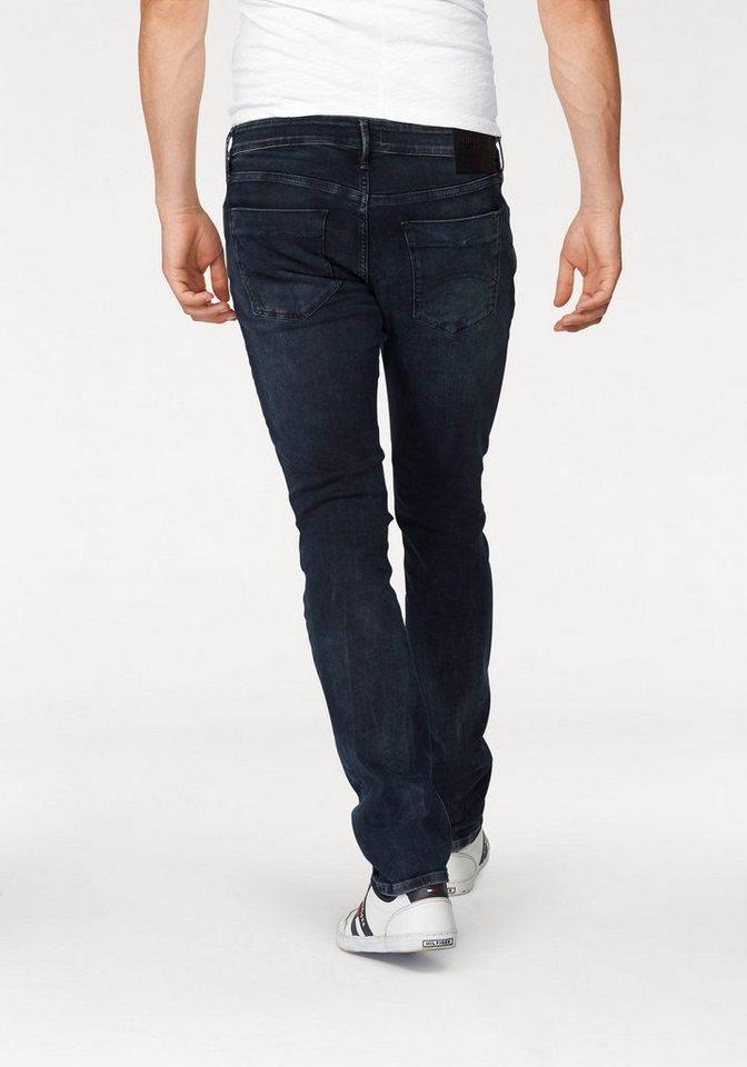 Hilfiger Denim Slim-fit-Jeans »Scanton« in smoke-blue-black