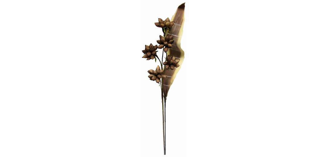 Home affaire Kunstblume »Softblumen Arrangement 115 cm«