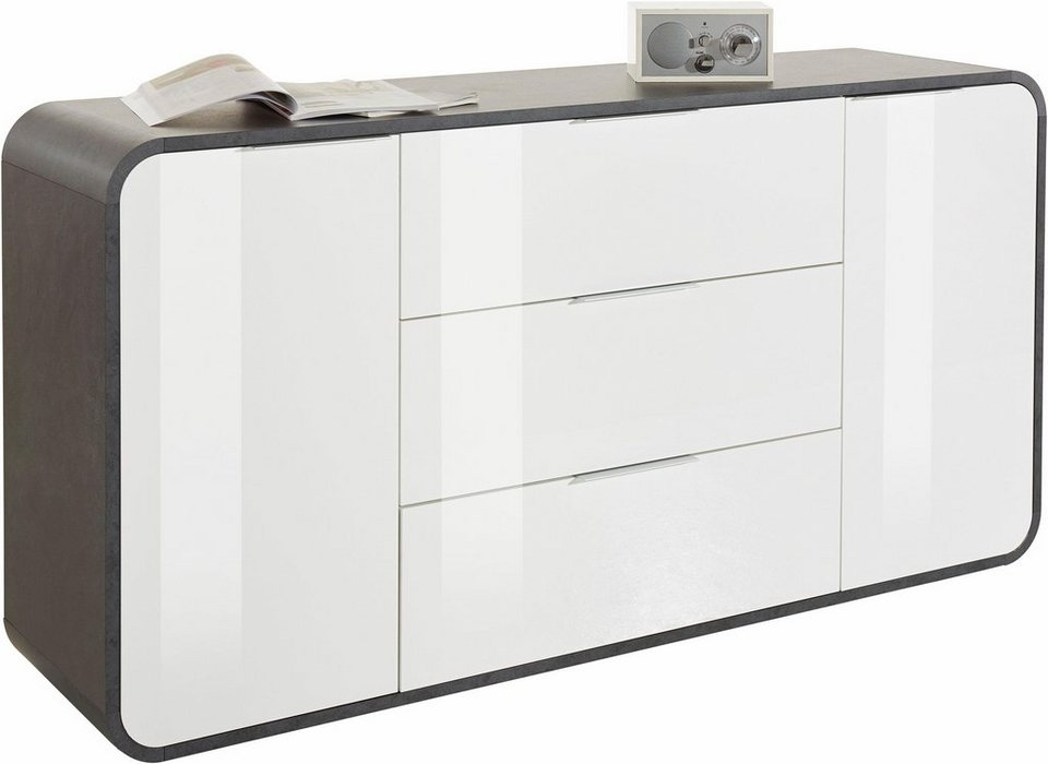 inosign sideboard breite 160 cm online kaufen otto. Black Bedroom Furniture Sets. Home Design Ideas