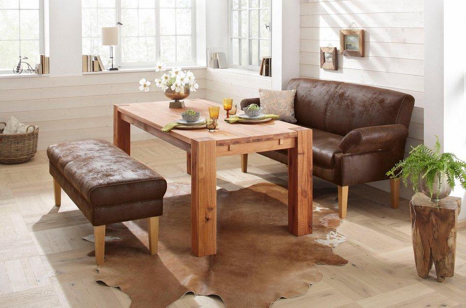 home affaire 3 sitzer k chensofa malm als speisem bel online kaufen otto. Black Bedroom Furniture Sets. Home Design Ideas