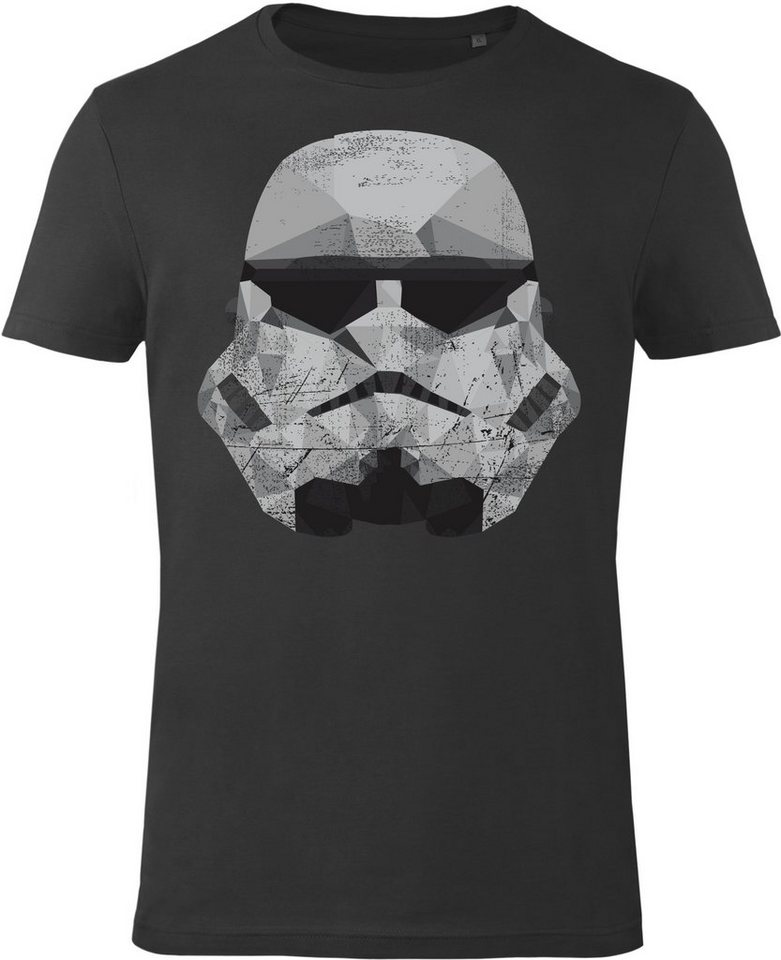 Gozoo T-Shirt »Star Wars - Imperial Stormtrooper - Graphic« in Black