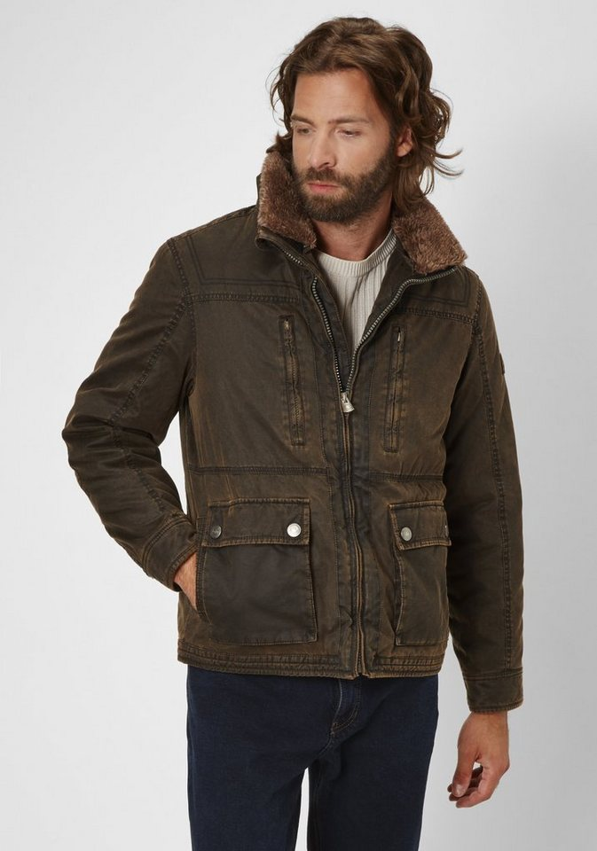 Redpoint Blouson »Elio« in brown