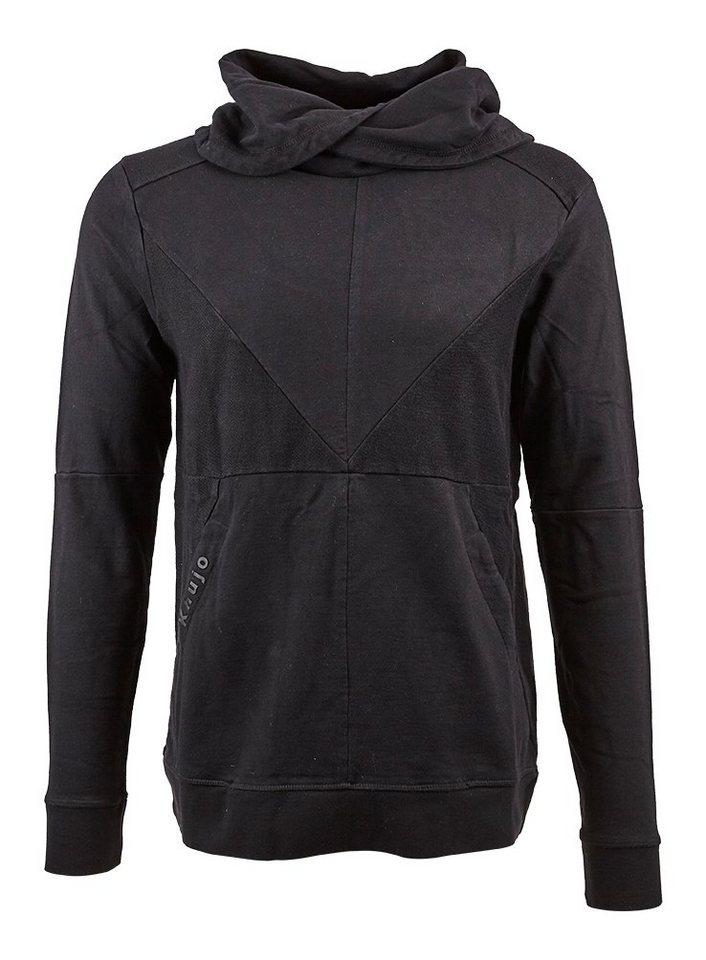 Khujo Pullover »WILFRED« in schwarz