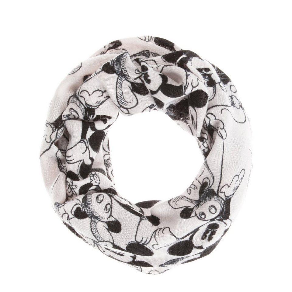 CODELLO Loop-Schal mit Disney-Muster in hellpink