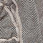 CODELLO Cape mit Zick-Zack-Muster, Bild 3