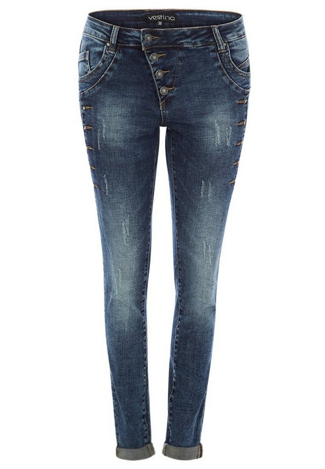 Vestino Jeans in Blue denim