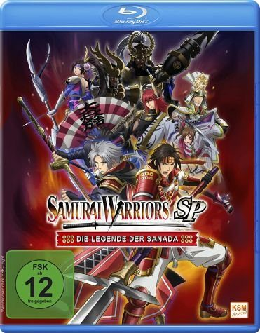 Blu-ray »Samurai Warriors Special: Die Legende der Sanada«