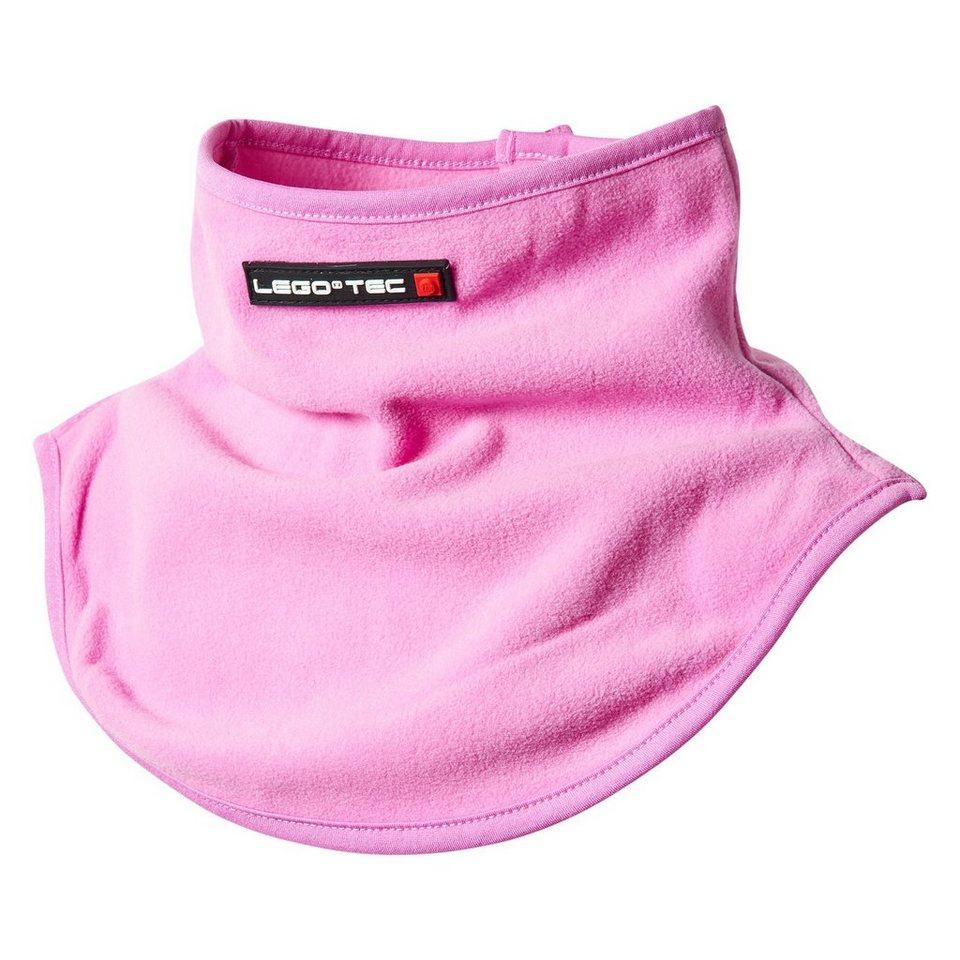 LEGO Wear Nackenwärmer lang Fleece LEGO® TEC UNI Ski Schal Neckwarmer Ace in pink