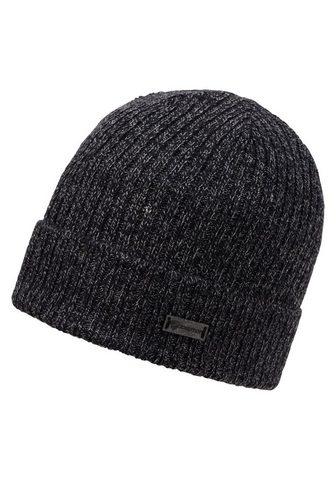 ZIENER Megzta kepurė »ICONOCLAST«
