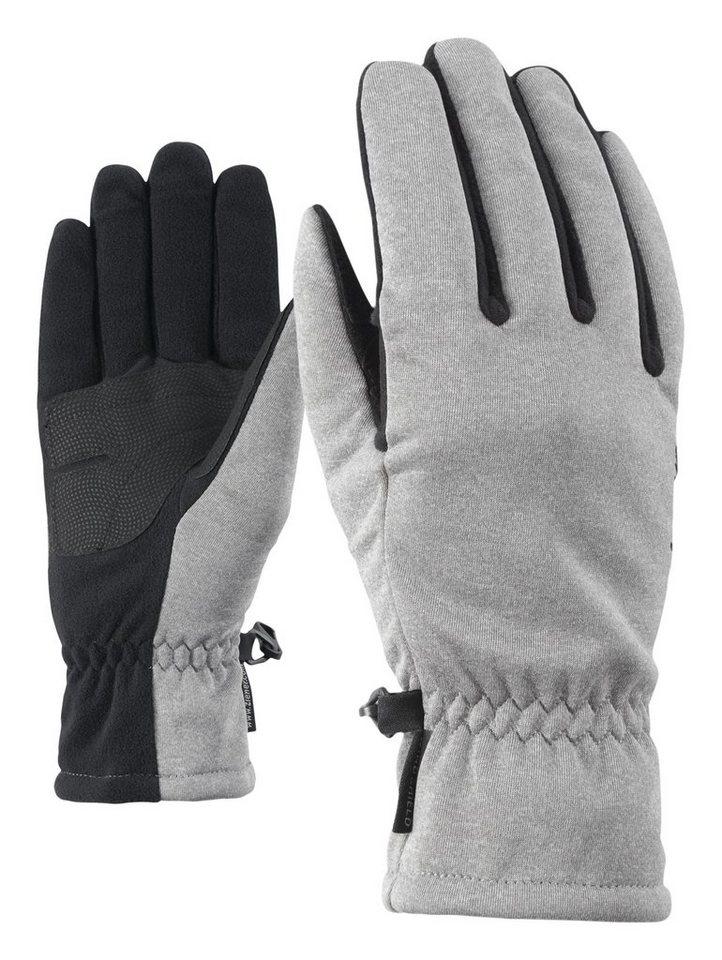 Ziener Handschuh »IMPORTA LADY glove multisport« in grey melange