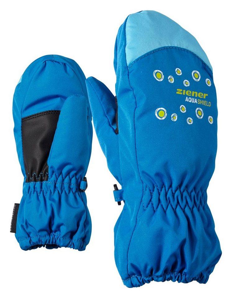 Ziener Handschuh »LUNICO AS(R) MINIS glove« in persian blue