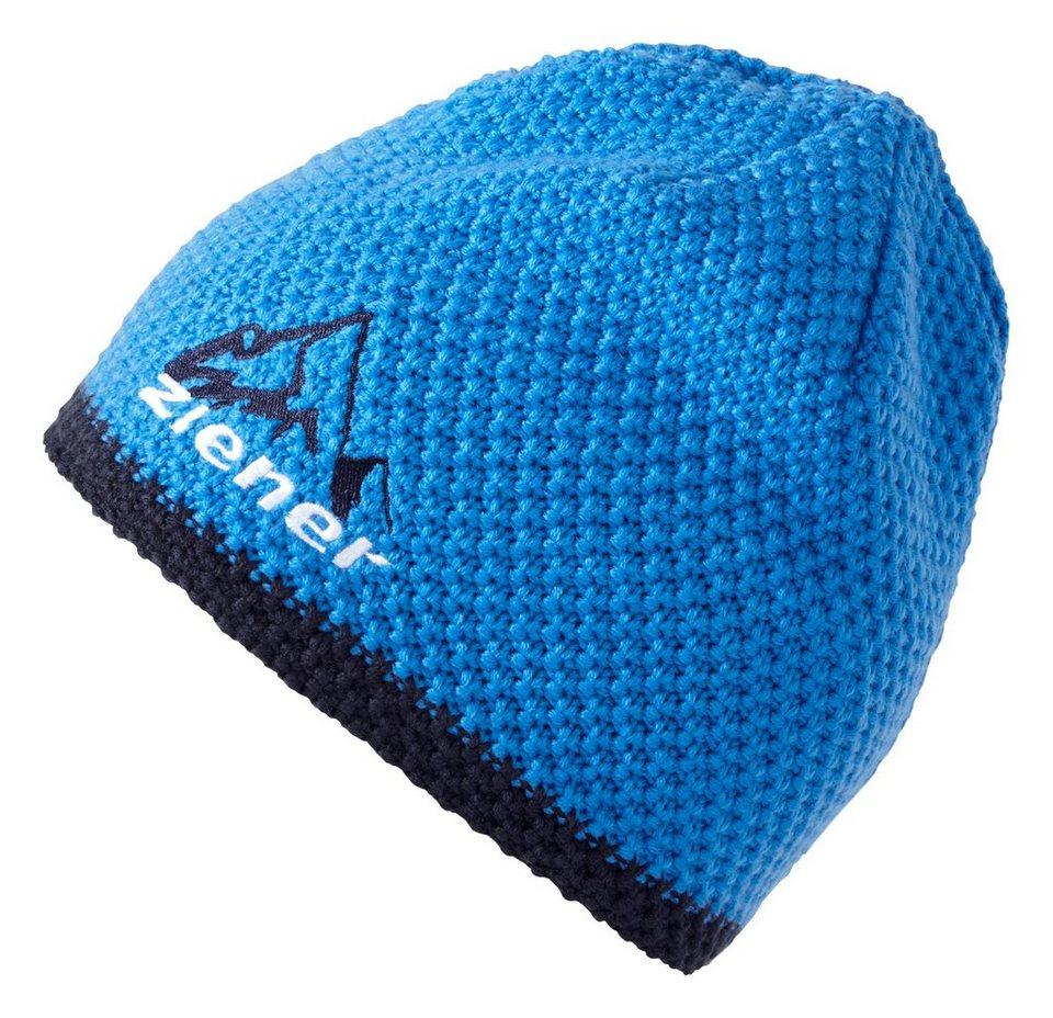 Ziener Mütze »ICOLA hat« in persian blue.blue navy