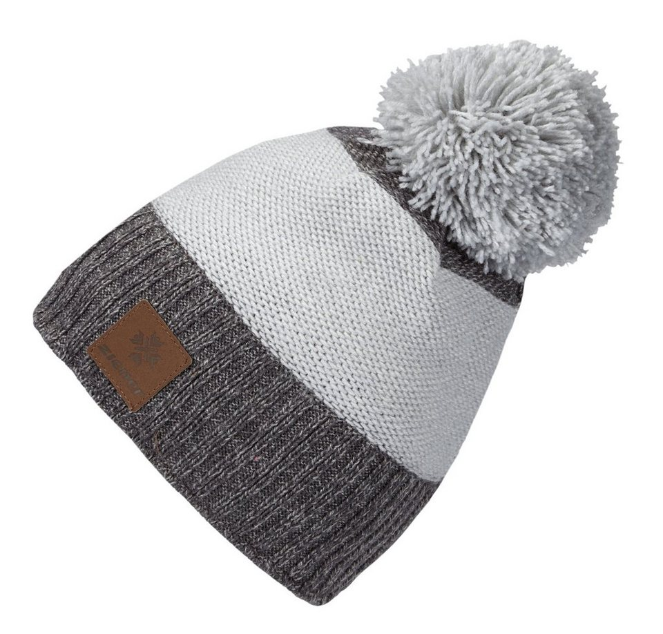 Ziener Mütze »IOSIF hat« in graphite