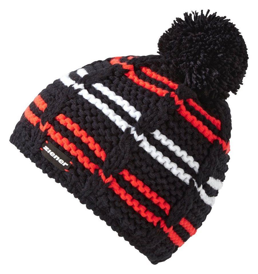 Ziener Mütze »IMATIE GIRLS hat« in black