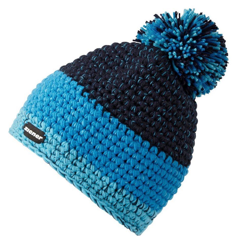 Ziener Mütze »INTERCONTINENTAL hat« in blue sky