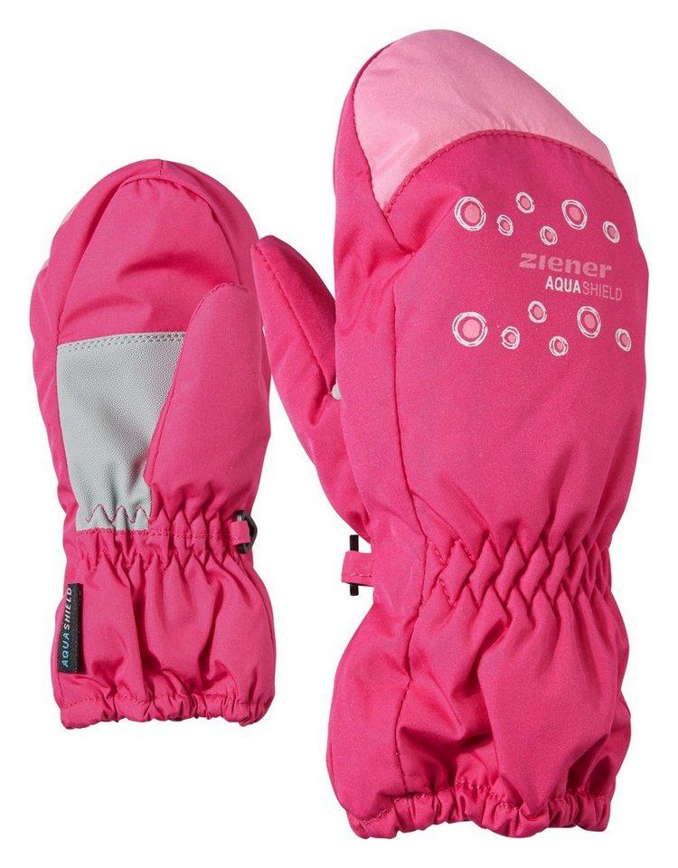 Ziener Handschuh »LUNICO AS(R) MINIS glove« in pop pink