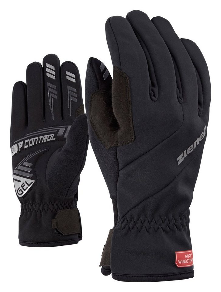 Ziener Handschuh »DONX GWS Bike glove« in black