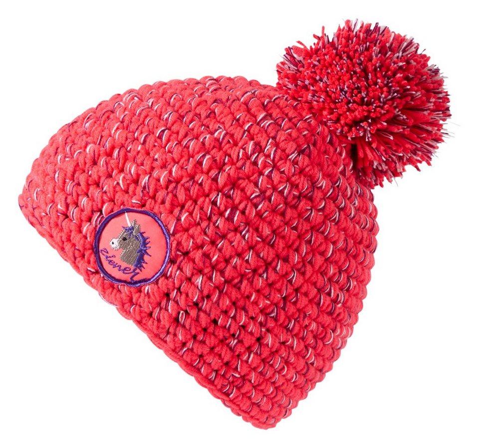 Ziener Mütze »IL ZOO MINIS hat« in neon pink