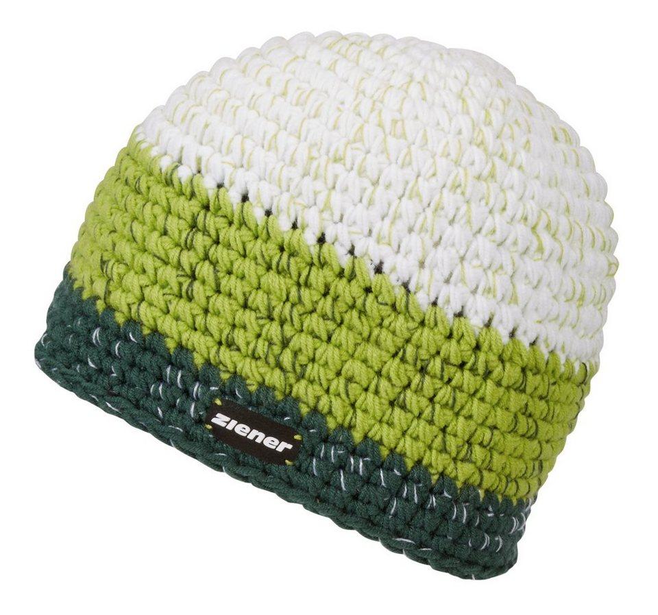 Ziener Mütze »SEATTLE hat« in green dark
