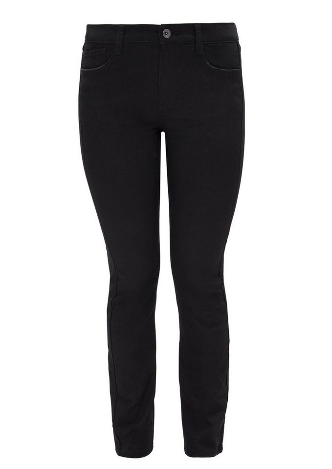 TRIANGLE Jeans in black