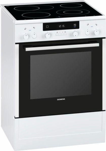 Siemens Elektro-Standherd HA744220, A, 60 cm